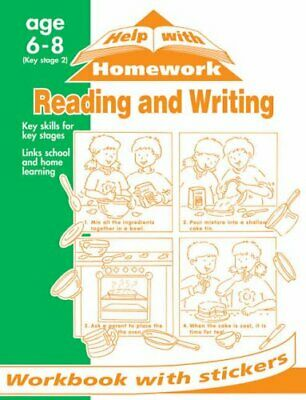 Reading and Writing (Help with Homework) Paperback Book The Cheap Fast Free Post