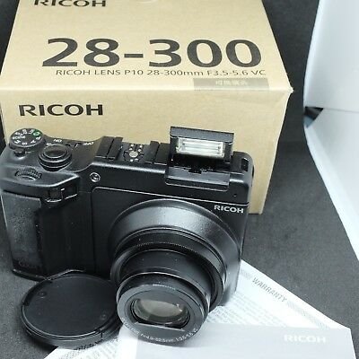 Ricoh GXR with P10 28-300mm f/3.5-5.6 VC Lens