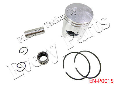 SUZUKI LT 50 LT50 PISTON RINGS CYLINDER GASKET TOP END KIT SET 1984-1987 I CK24