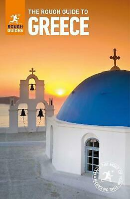 The Rough Guide to Greece (Travel Guide) by Rough Guides Paperback Book Free Shi