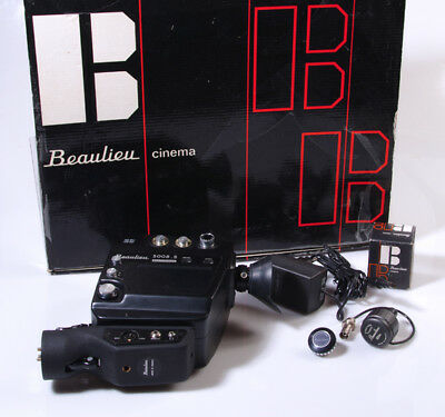 Camera Beaulieu 5008 S Multispeed -  Pour Pièces For Parts For Spares