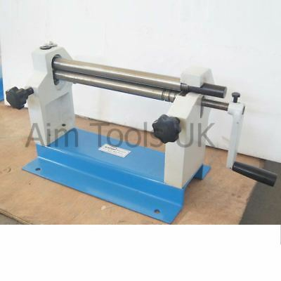 165140 Manual Sheet Metal Rolling Machine Roller 305mm