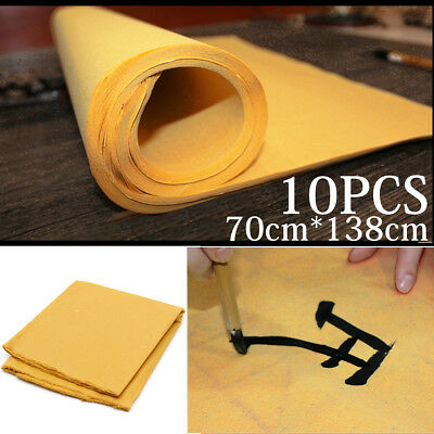 10X Chinese Rice Paper Long Fiber Xuan Paper For Calligraphy Painting Handmade