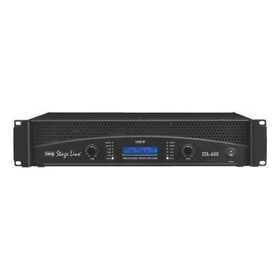 IMG-Stage Line | Monacor STA-1400 Professional stereo PA versterker DMR Electron