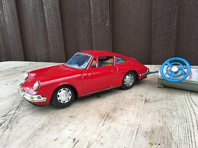 Porsche 911 Vintage Classic Bandai Remote Control Car Collectable!!