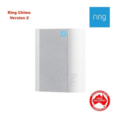 RING Video DoorBell -INDOOR WI-FI CHIME -FREE POSTAGE - RINGCH