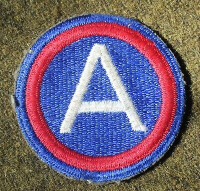"""Ww2 Wwii U.s. Army 3Rd Army Patch """"patton's Own"""" Battle Of The Bulge"""