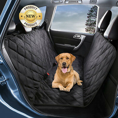 New Waterproof Car Rear Back Seat Cover Pet Dog Cat Protector Travel Hammock Mat