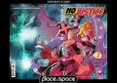 Justice League: No Justice #1A (Wk19)