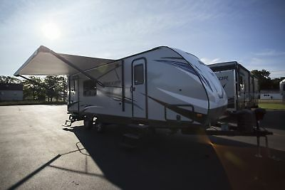 Rv Travel Trailer Camper 2018 Bullet 248Rks Rear Kitchen Camper Trailer Rv