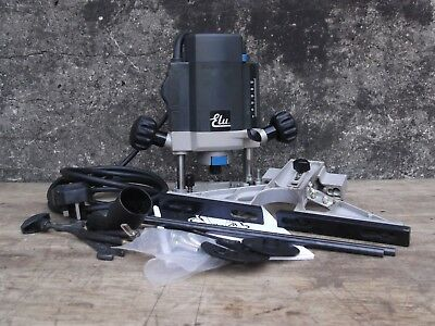 ELU MOF 96E ROUTER WITH ATTACHMENTS IN BOX TYPE 3 900W-WOODWORKING/DIY- 240v