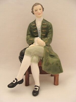 Royal Doulton A Gentleman From Williamsburg Figurine HN2227