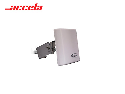 Acceltex 2.4/5 Ghz 4/6 Dbi Patch Ant