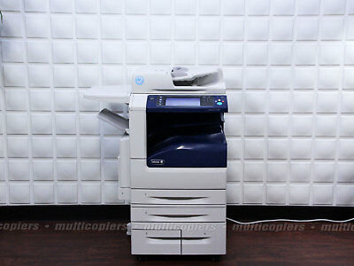 Xerox WorkCentre 7970i Color MFP Copier Printer Fax i-Fax Scan Email Mobile 7970