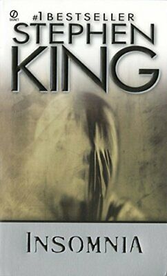Insomnia by King, Stephen Paperback Book The Cheap Fast Free Post