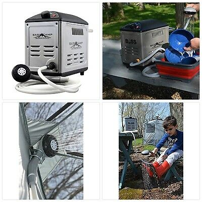 Mr. Heater BOSS XB13 Basecamp Battery Operated Shower System