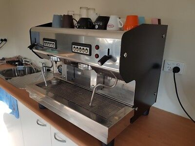 ECM Cafe Coffee Machine - Pre Owned and Refurbished