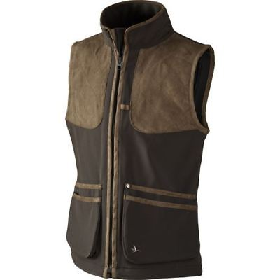 Seeland Winster Kids Softshell Waistcoat - Black Coffee