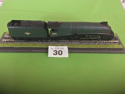 "Hornby Railways. Class A4 4-6-2 ""Quicksilver"" Locomotive  As New Lot 30"