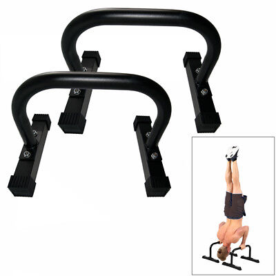Parallettes for crossfit / calisthenics / gymnastics / dip bar / push ups /