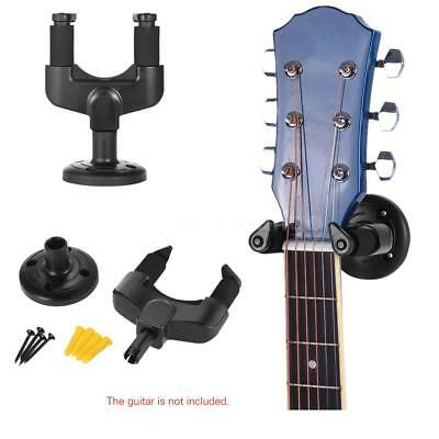Easy Guitar Hanger Stand Holder Wall Mount Hooks Display Acoustic Electric S7Q2