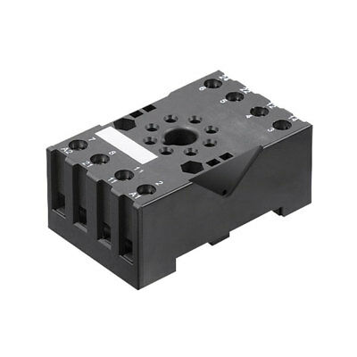 IMO SRRE8 Ind Relay 8 Pin Base