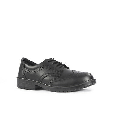 Rock Fall Tomcat TC500 Brooklyn black brogue S3 safety shoe with midsole