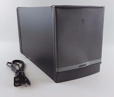 BOSE COMPANION 5 Subwoofer from MULTIMEDIA SPEAKER SYSTEM #od3r4