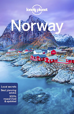 Lonely Planet Norway 7 Travel Guide 2018 BRAND NEW 9781786574657