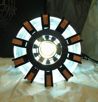 Very Rare Arc reactor Mk 2 Replica painted  product From JAPAN F/S