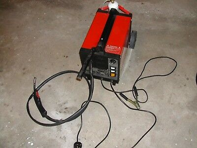Sealey Mighty Mig 130 XT Welder Plus Extras