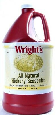 WRIGHT'S 'Hickory' Liquid Smoke 3790 ml Original aus USA