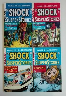 Shock SuspensStories Comics
