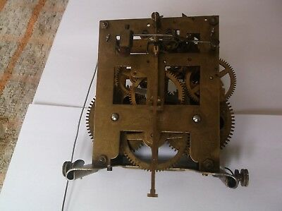 Kienzle Mechanism  From An Old Wall Clock  Spares/repair