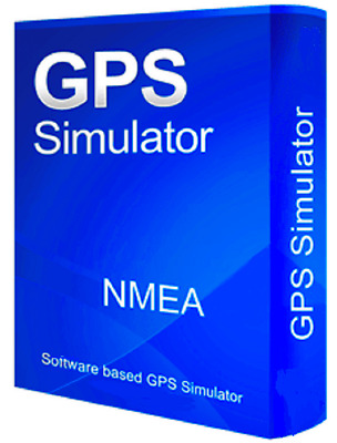 GPS simulator for PC/ Download Delivery !