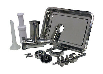 American Eagle Food Machinery AE-G12NH Meat Grinder Attachment Kit Stainless ...