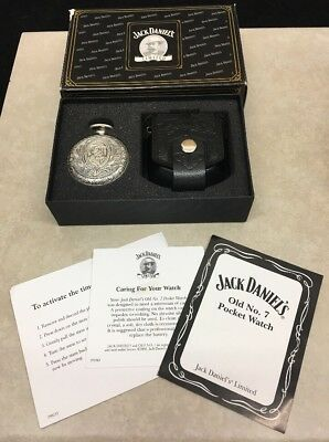 Jack Daniels Old No. 7 Pocket Watch
