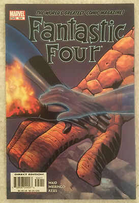 FANTASTIC FOUR #524 by Mark Waid and Mike Wieringo - MARVEL COMICS