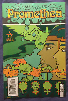 PROMETHEA #16 by Alan Moore & JH Williams III - WILDSTORM/AMERICA'S BEST COMICS