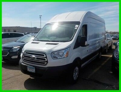 Ford Transit-350 Cargo, Work van, High Roof, commerical, service truck. 2016 Ford Transit T350 High Roof Extended  No WIndows and 3.5 EcoBoost