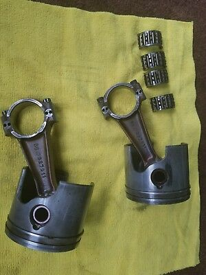 1990 Johnson Evinrude 70hp  Standard Pistons ,rods and bearings  433945