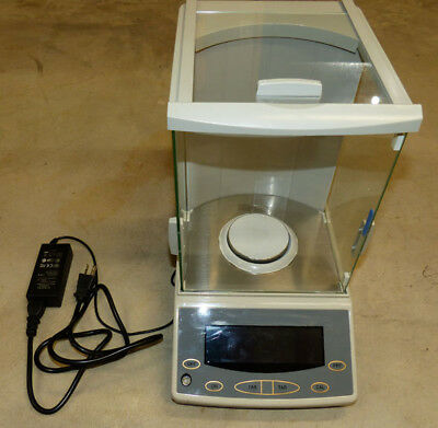 Precision Electronic Analytical Balance Scale .0001g / 0.1mg