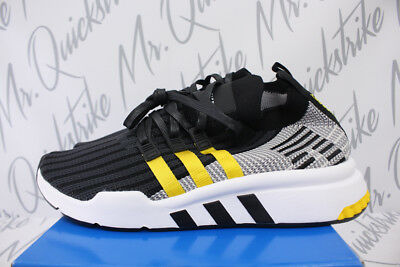 sale online super quality great fit ADIDAS EQT SUPPORT Mid Adv Pk Sz 13 Yellow Stripes Yellow ...