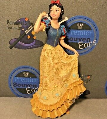 Couture de Force by Disney Showcase Snow White and the 7 Dwarfs Figure Figurine