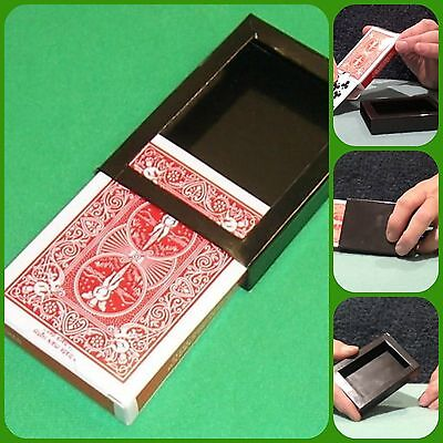 TOYS,  KIDS MAGIC CARD TRICKS - Disappearing Deck. Cards Vanish. (Watch Video)