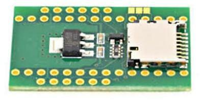 Genuine Teensy WIZ820io & Micro SD Card Adaptor Rev 2 (AU Stock - Fast Shipping)