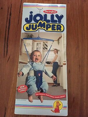 Jolly Jumper, Original, excellent condition hardly used, original packing