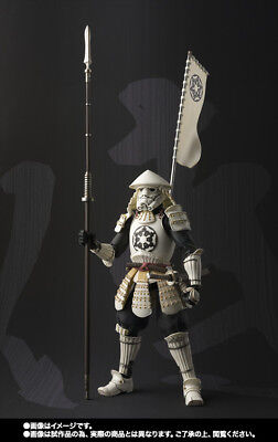 Meisho Movie Realization Star Wars Samurai Yari Ashigaru Stormtrooper Bandai