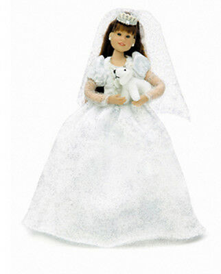 NEW Only Hearts Club Doll Princess Olivia Hope in White Bride Outfit & Dog 183