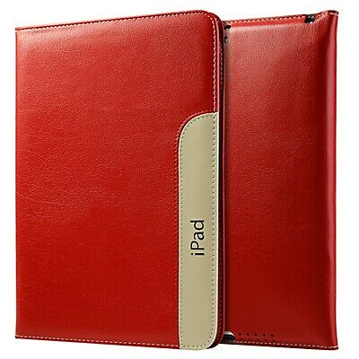 "For iPad 6th Gen/9.7"" 2018 Luxury Smart Leather Magnetic Stand Flip Case Cover"